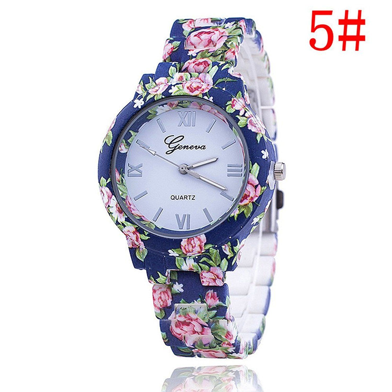 New Fl Flower Geneva Watch Bracelet