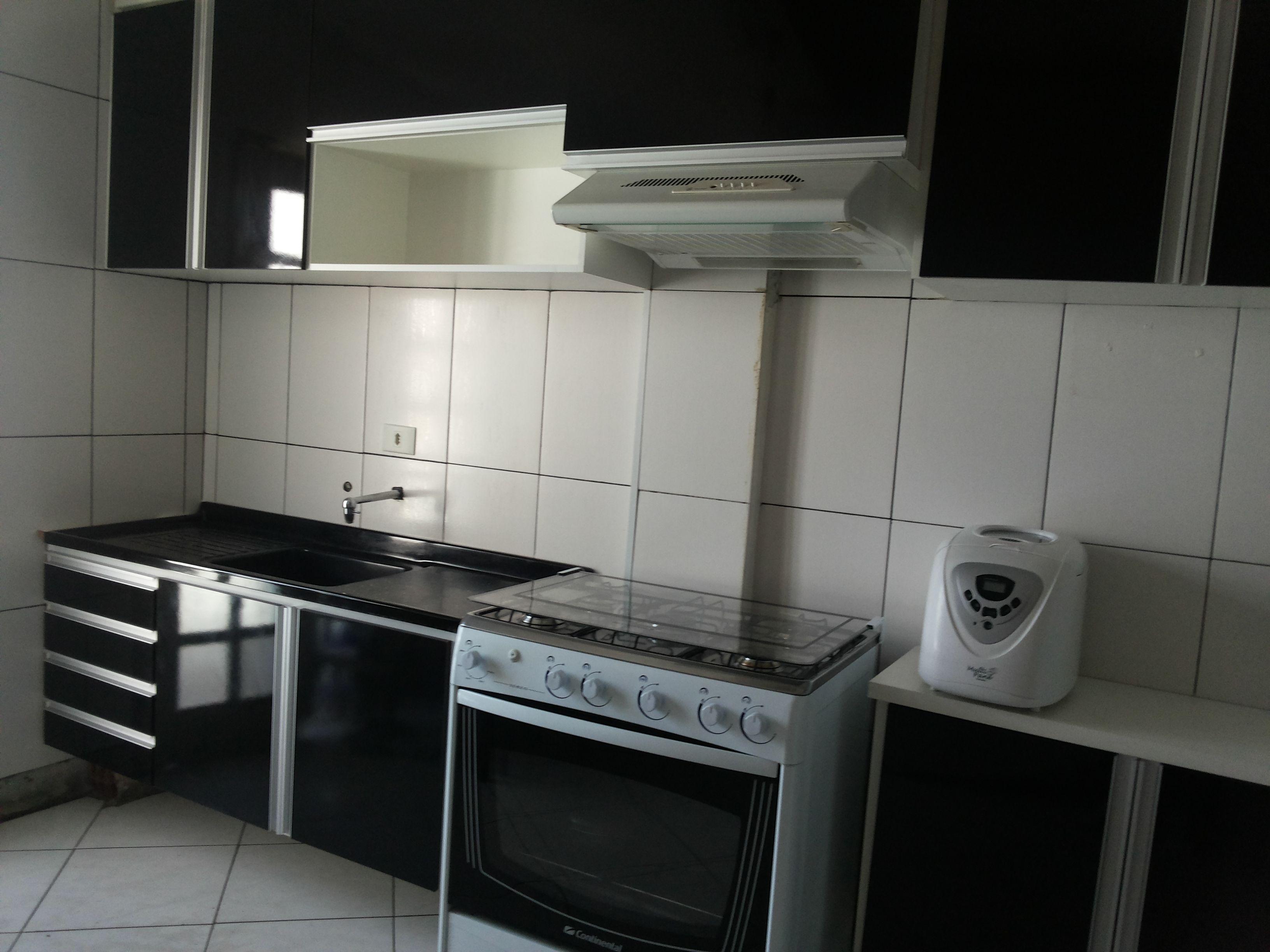 Tok Stok Cozinha Planejada Cozinha Mistura De Branco Tabaco Madeira