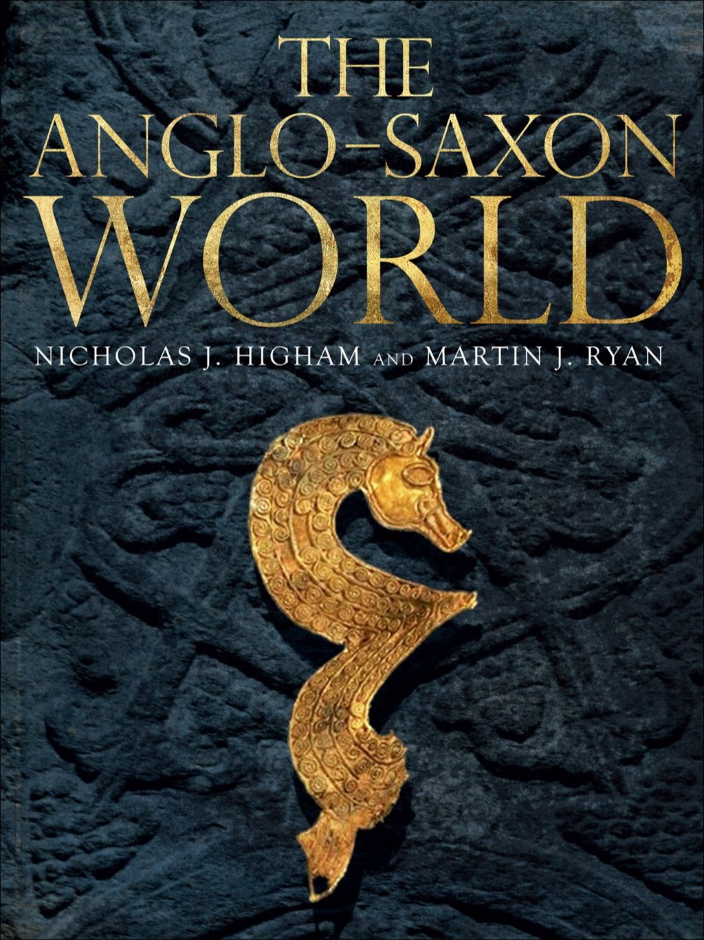 The Anglo Saxon World On The Front Lines With The First