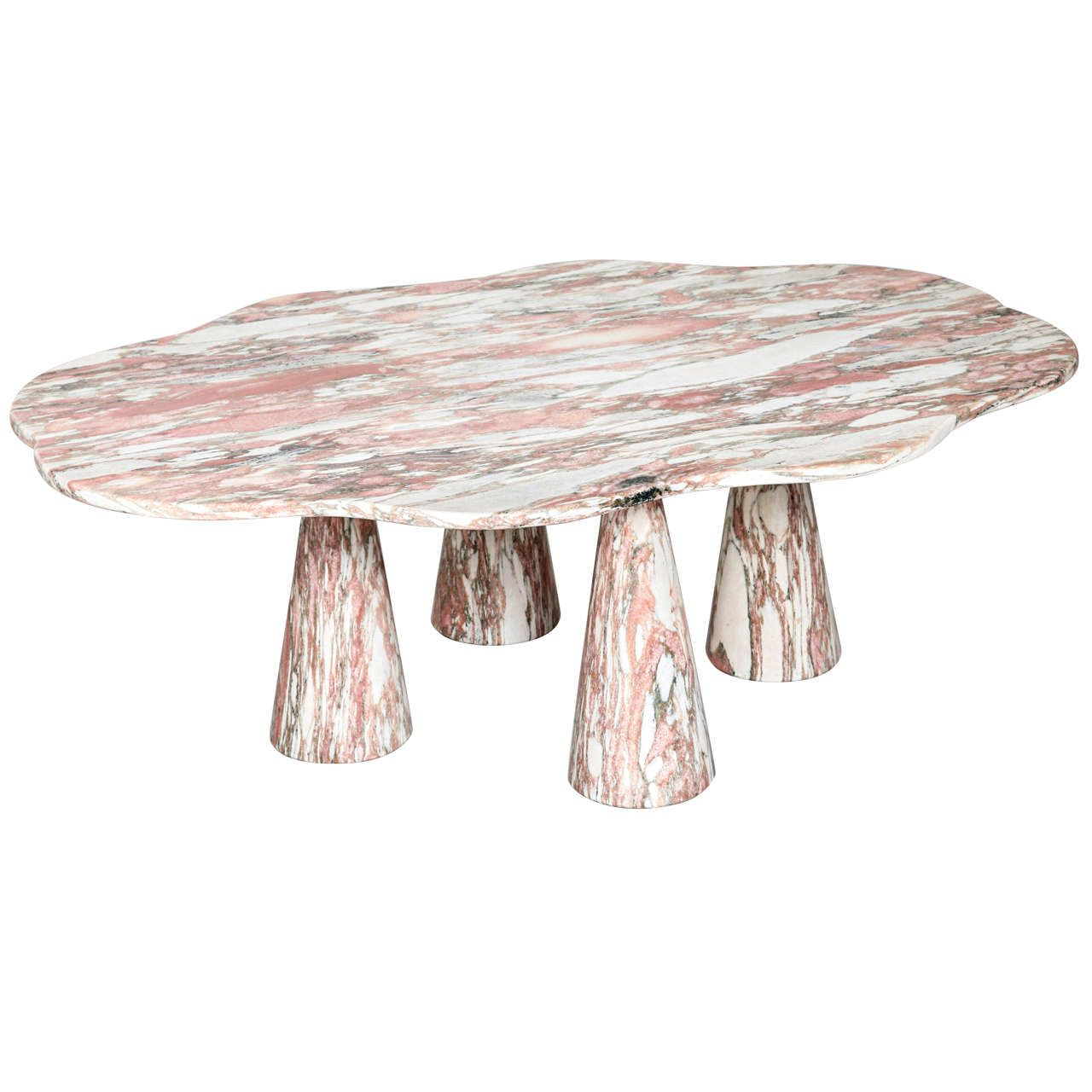 Stunning Italian Marble Coffee Table In Style Of Mangiarotti Marble Coffee Table Coffee Table Italian Marble [ 1280 x 1280 Pixel ]