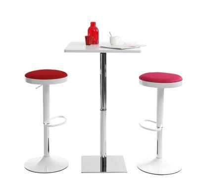 Ikea Taburetes Cocina | Taburetes Rojos Janus Conjunto 2 Taburetes Y Nesa Por 99 Euros