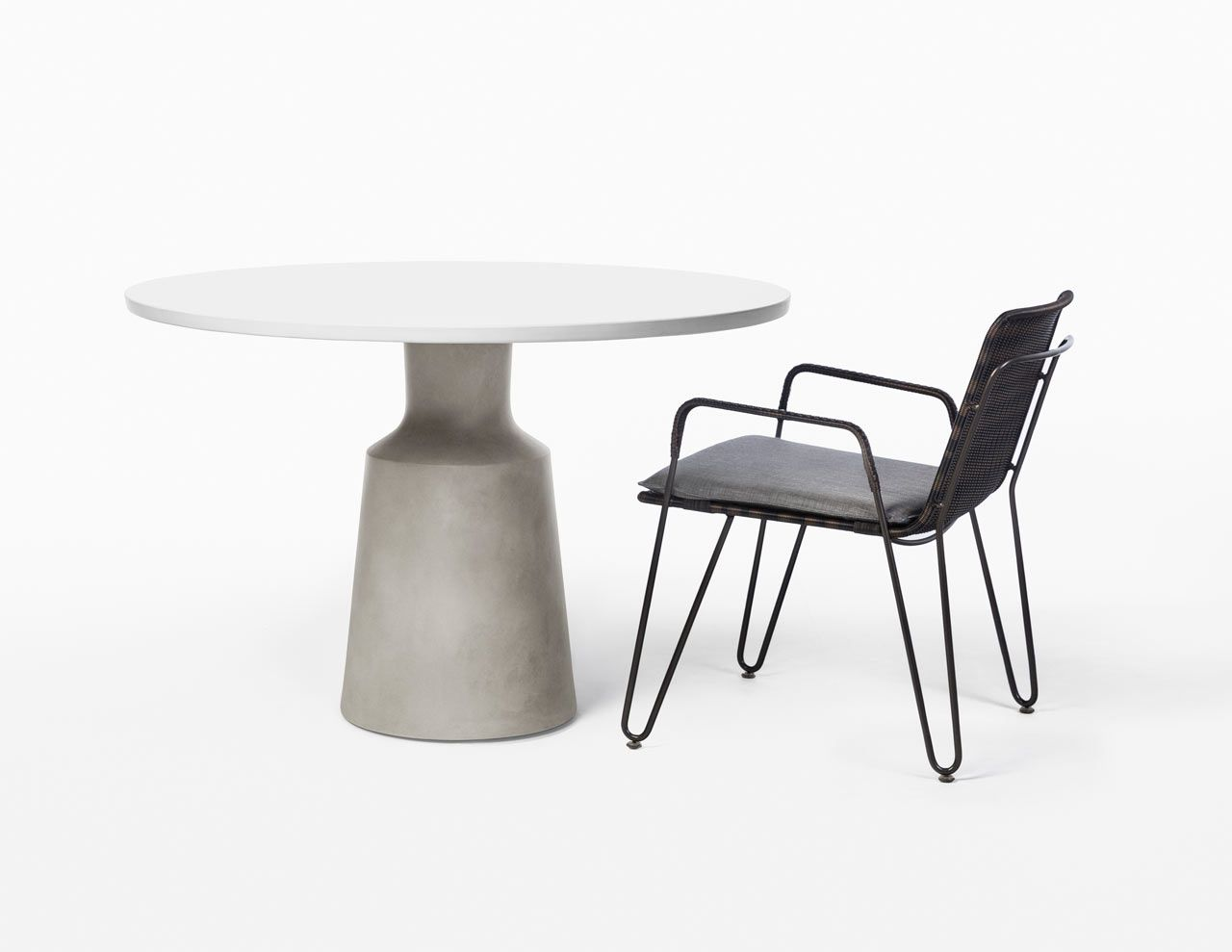 HOLLY HUNT Presents A Sea Inspired Outdoor Furniture Collection