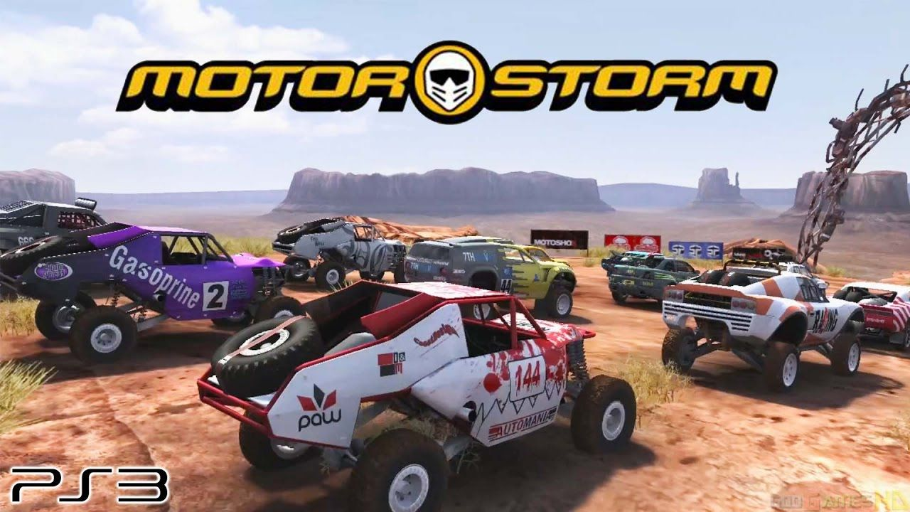 Image result for motorstorm ps3 game cover 1280 x 720