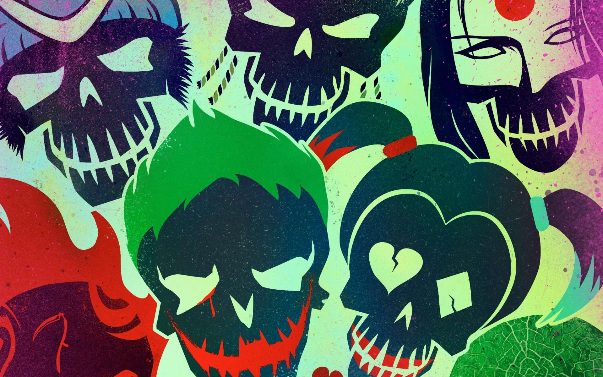 50 Astonishing Suicide Squad Wallpaper HD Download Squad