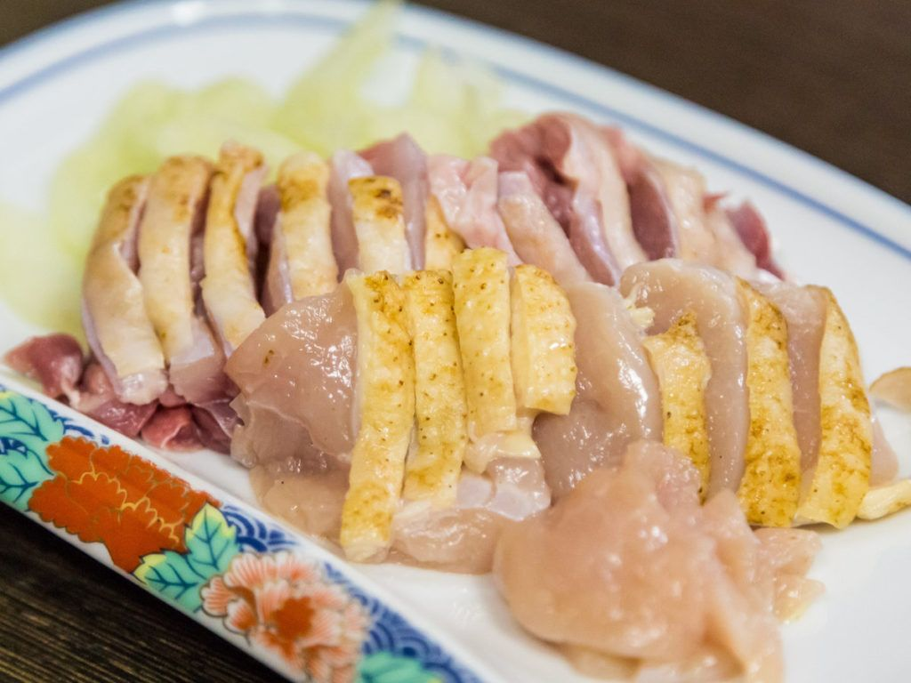 Chicken Sashimi And The Dangers Of Food Illness Some