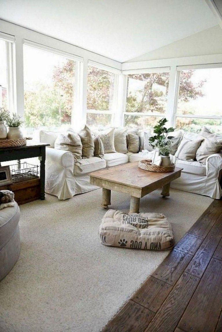 29+ Farmhouse style sunroom best