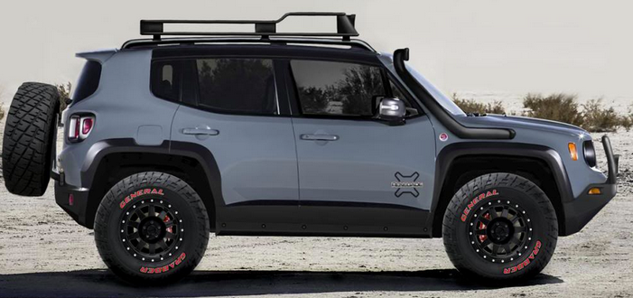 Read New Jeep Renegade Added To Ward S 10 Best Interiors For 2017 In Yukon Ok