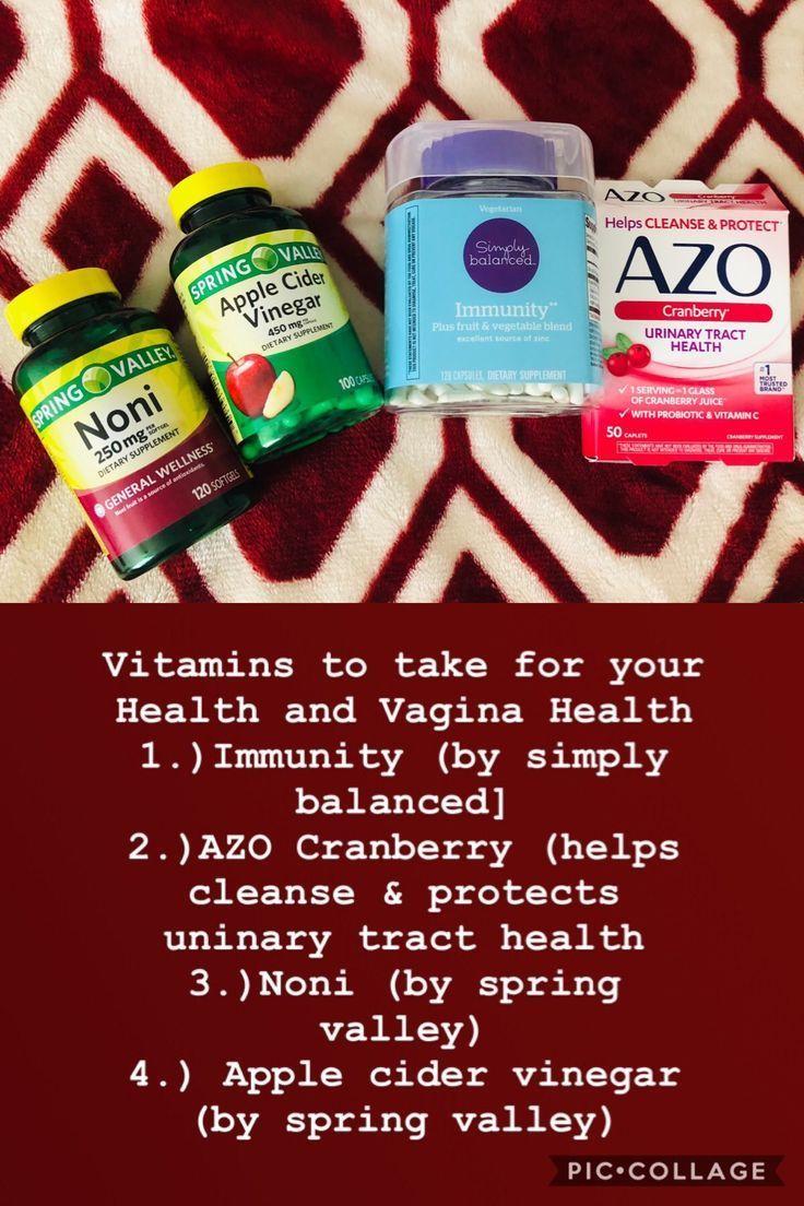 Vitamins for feminine health