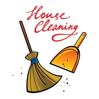 need a house cleaner