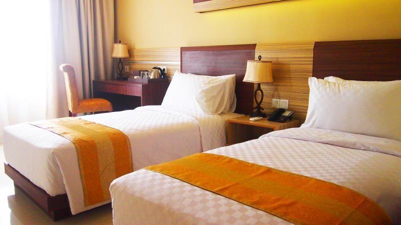 Sapphire Sky Hotel Bsd City Tangerang Indonesia Hotel Home Decor Home