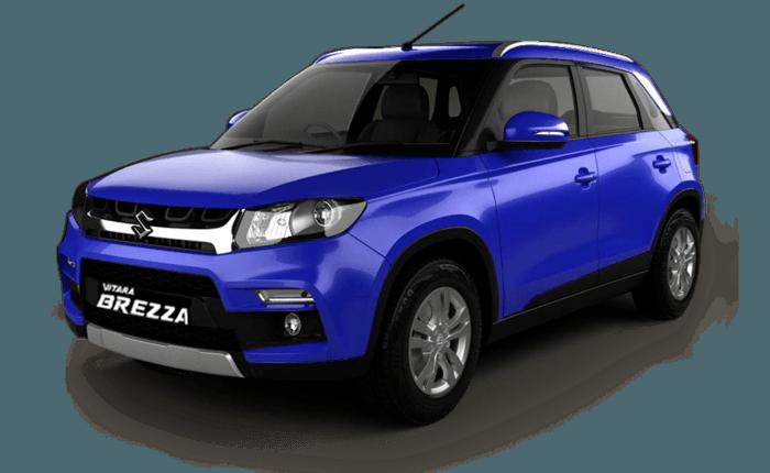 Maruti Suzuki Vitara Brezza Suzuki, Brezza, Car