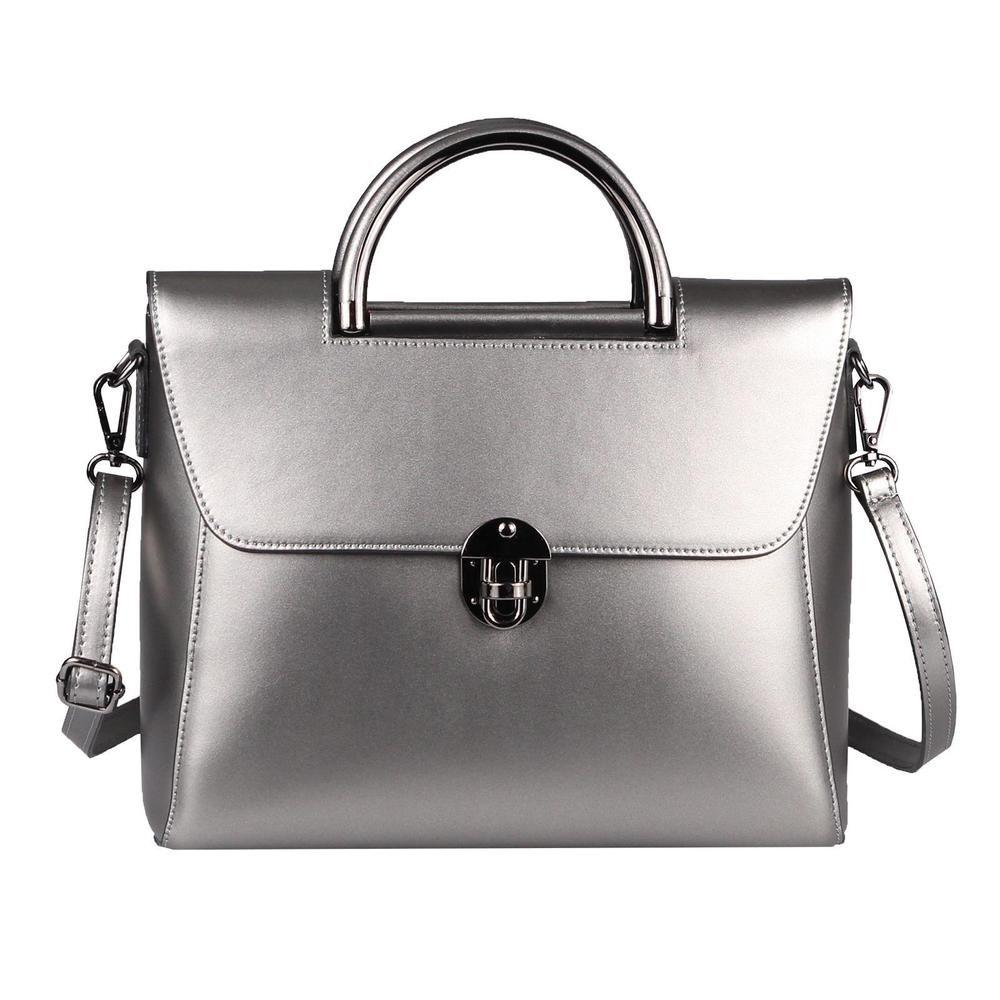 1b8c9a53a1e5c  Werbung  ITAL DAMEN LEDER TASCHE Business Shopper Schultertasche Handtasche  Umhängetasche  EUR 89
