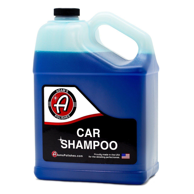 Amazon Com Adam 39 S New Car Wash Shampoo Gallon Automotive
