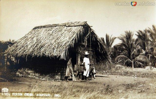 VISTA TIPICA Hacia 1945