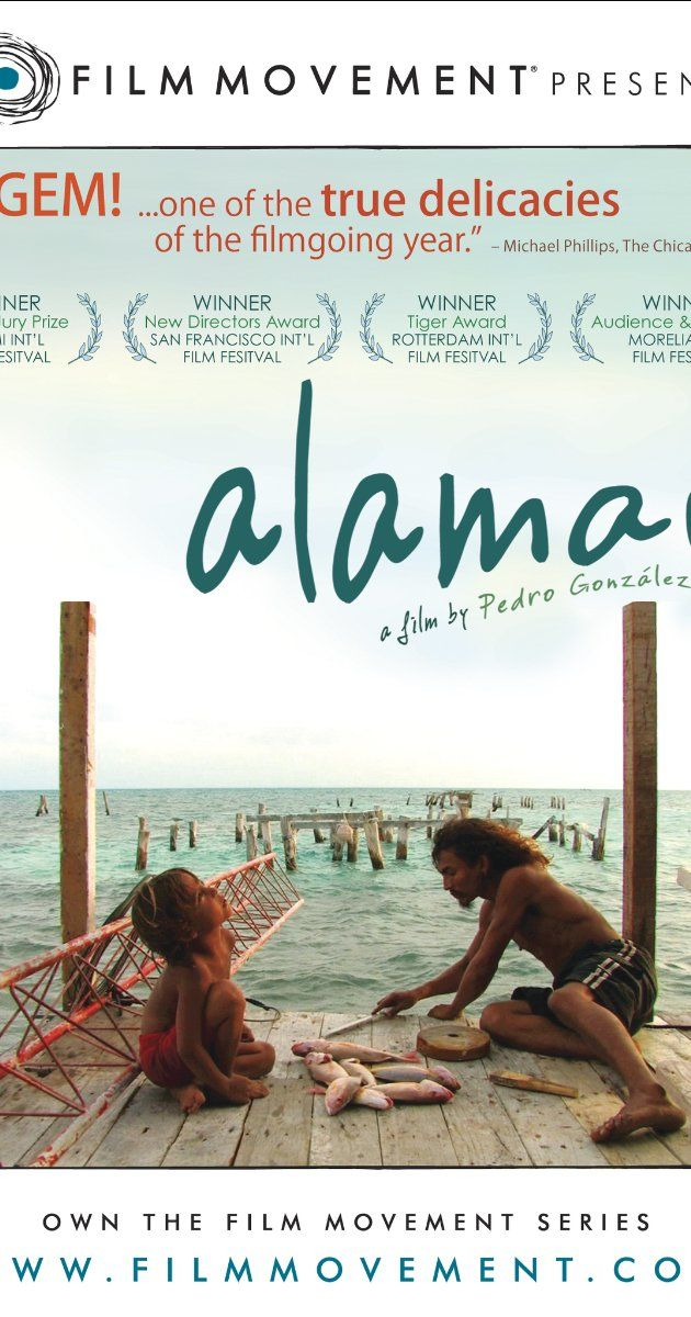 Directed by Pedro González-Rubio.  With Jorge Machado, Roberta Palombini, Natan Machado Palombini, Nestór Marín. Before their inevitable farewell, a young man of Mayan roots and Natan, his half Italian son, embark on an epic journey into the open sea.