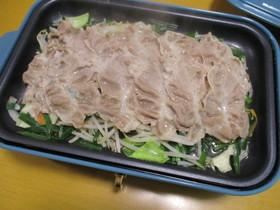 豚 ロース しゃぶしゃぶ 用 レシピ