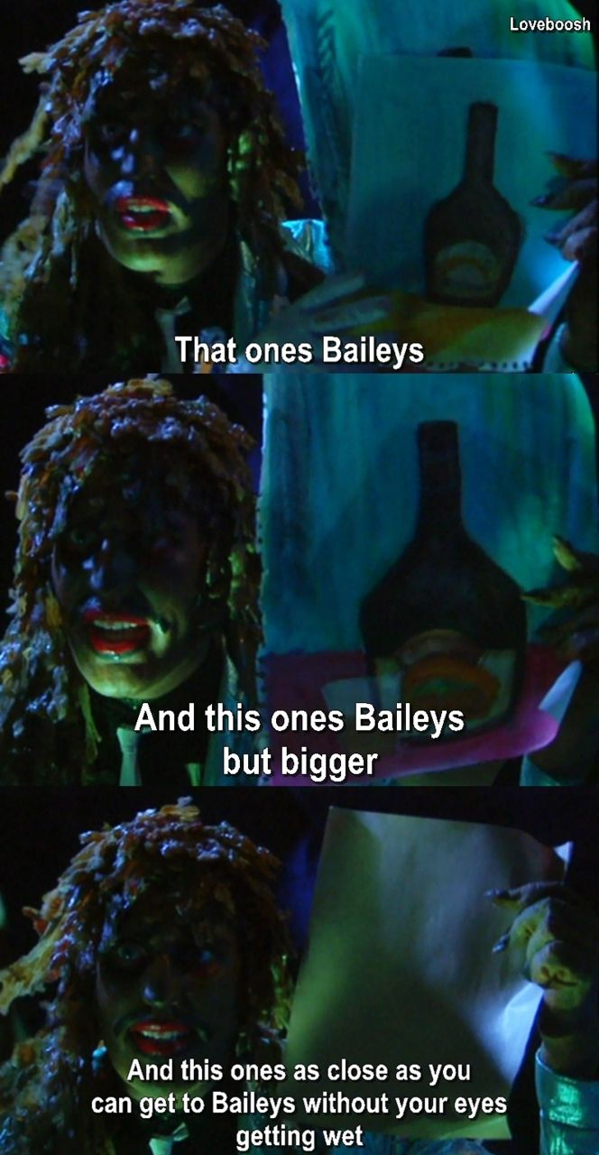 Old Gregg and his Baileys watercolors OMG who didn\'t (doesnt ...