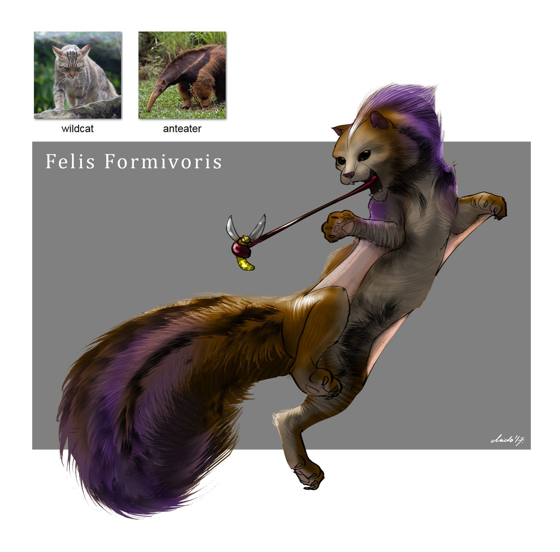 400+ Best combination critters images | critter, creatures, fantasy  creatures