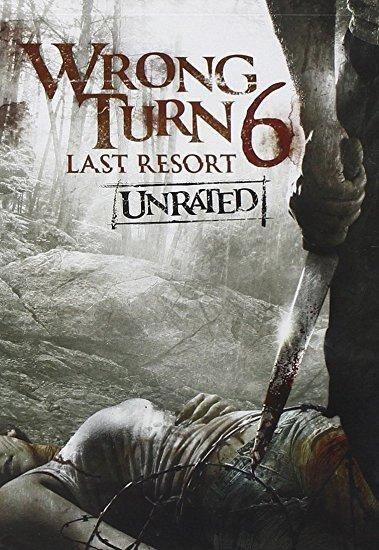 Wrong Turn 6last Resort