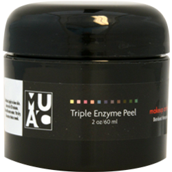 Triple Enzyme Exfoliating Facial Peel From Makeup Artists