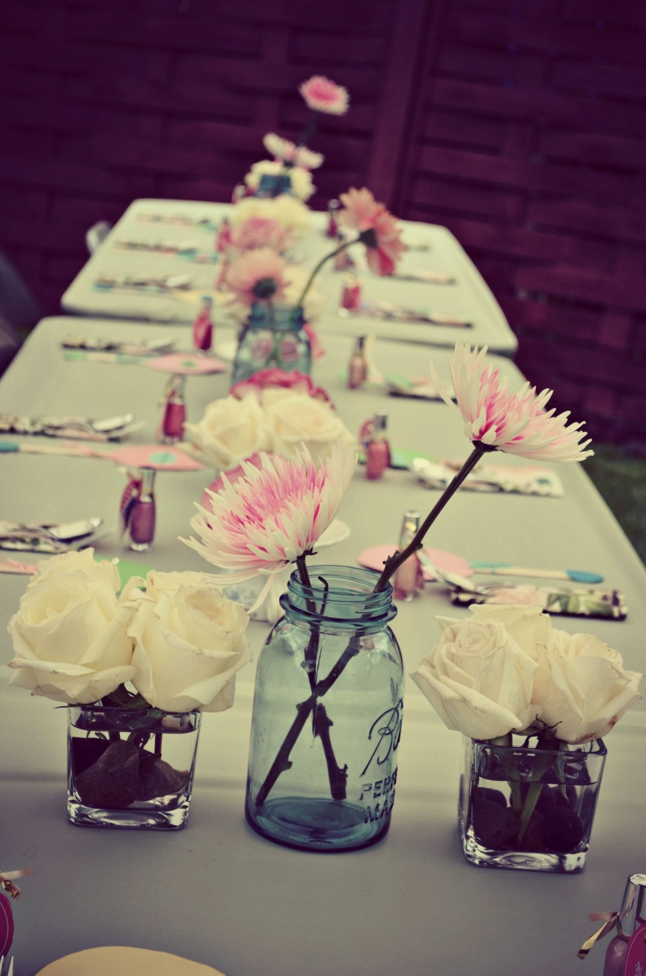Vintage party theme event inspiration pinterest for Vintage theme ideas