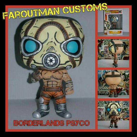 Pin by Rich Hulse on Funko Customs By FarOutMan Customs