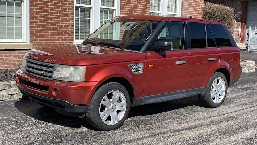 2006 Land Rover Range Rover Sport T162 Houston 2019 in