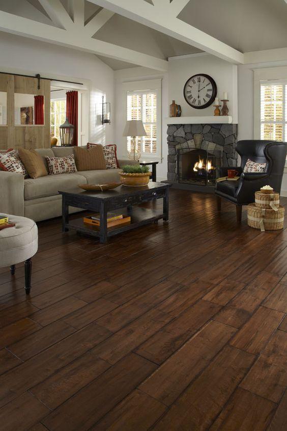 Like Distressed Flooring Wide Plank Floors Fuse