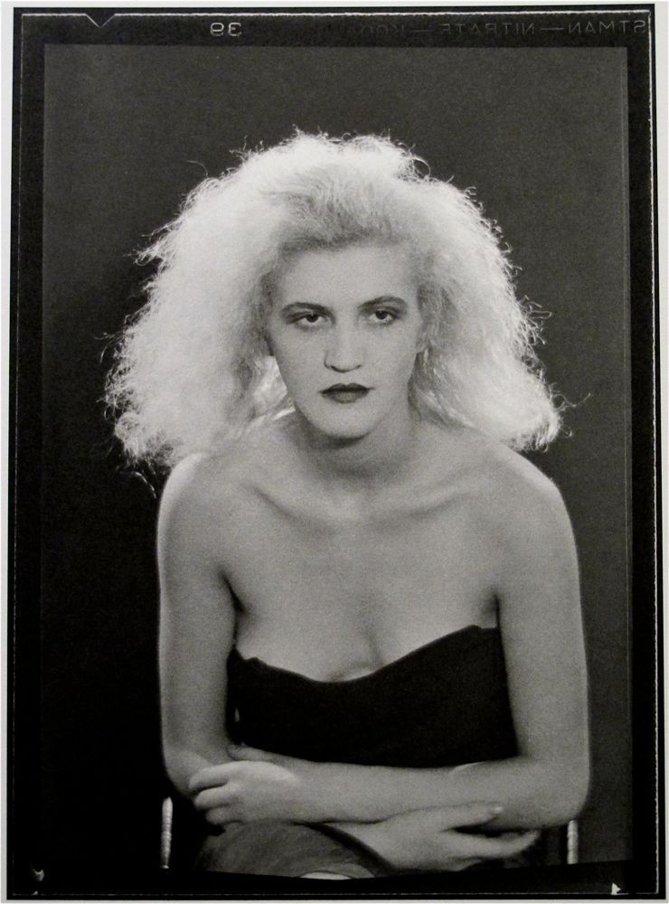 Man Ray: Jacqueline Goddard, Paris, circa 1930