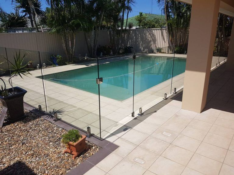 Insular Pool Fencing Glass Pool Fencing Gold Coast Pool Fence Pool Glass Pool Fencing
