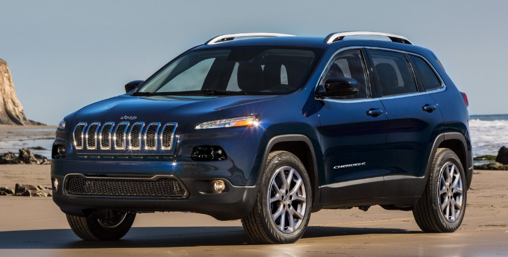 2018 Jeep Cherokee Owners Manual Is A Mid Size Crossover Suv With Easy Several Wheel Travel And Excellent Off Road Capability