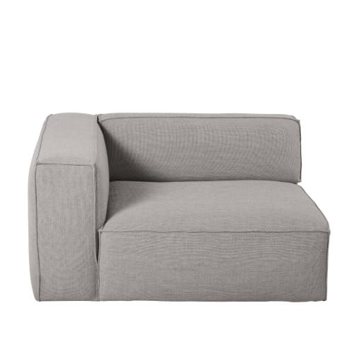 Sofa-Armlehne mit Ecke links, grau (mit Bildern)   Sofa ...