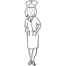 Top 25 Free Printable Nurse Coloring Pages Online Coloring Pages Bubble Guppies Coloring Pages Nurse