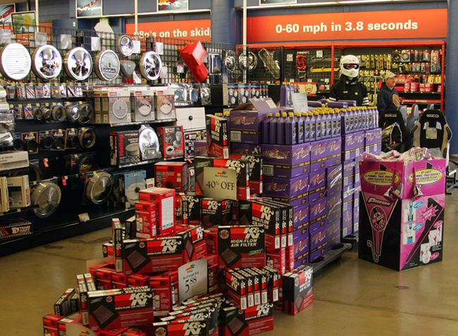 Pep Boys Store Hours >> Pep Boys Speed Shop Store Interior Gas Stations Garages And Auto