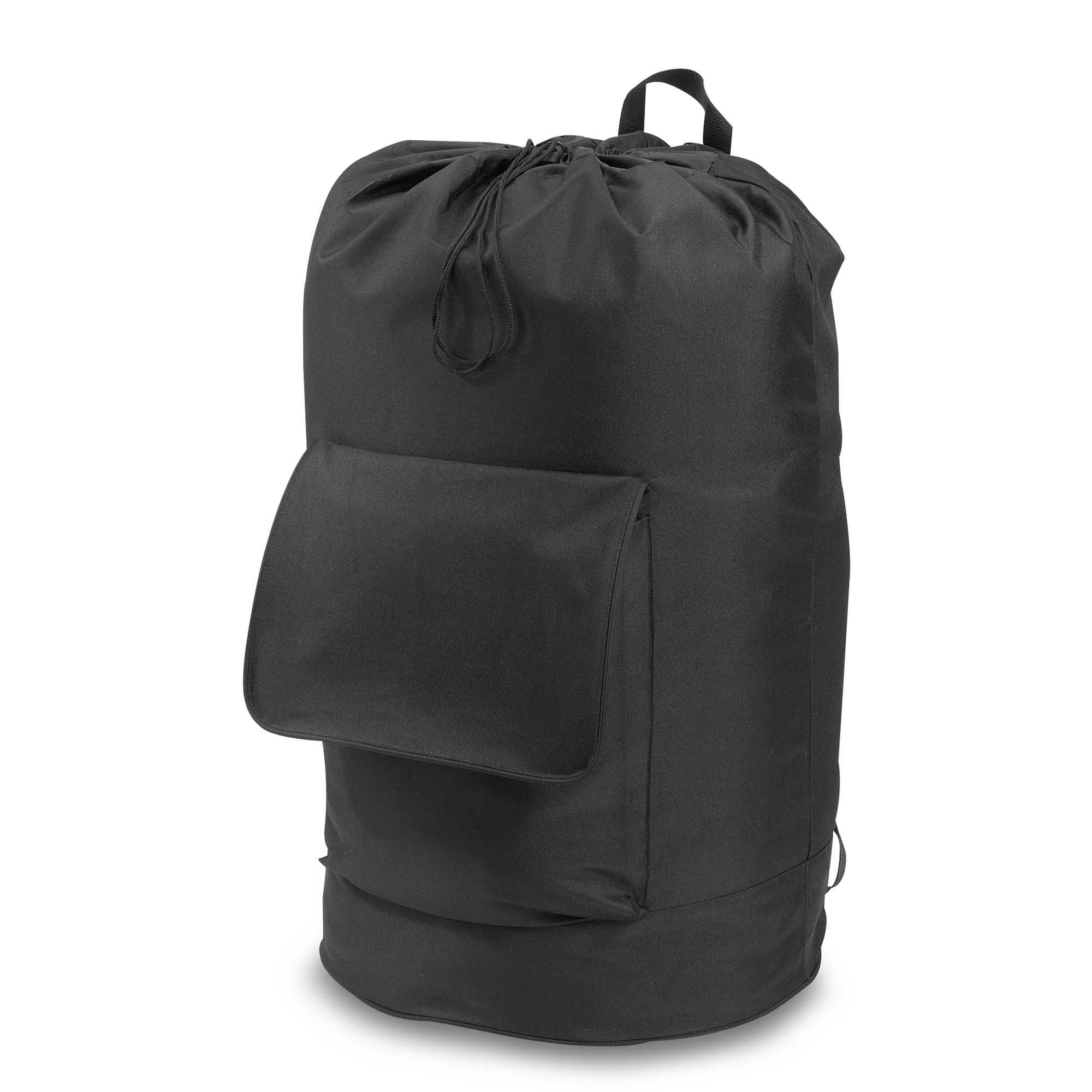 Backpack Laundry Bag In Black Laundry Bag Bags