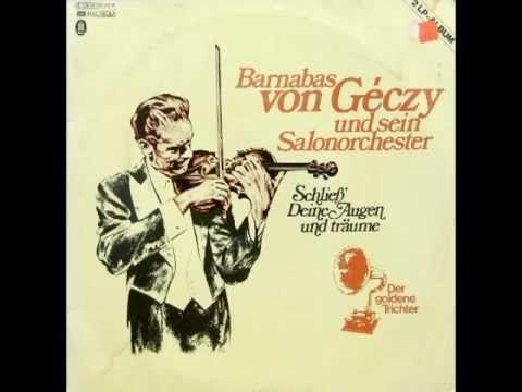 Ganz leise kommt die Nacht -  Barnabas von Geczy (video)