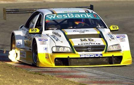 Opel Omega V8 Star Australie