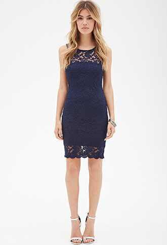 Navy Blue Dress At Forever 21 Fashion Fashion Dresses
