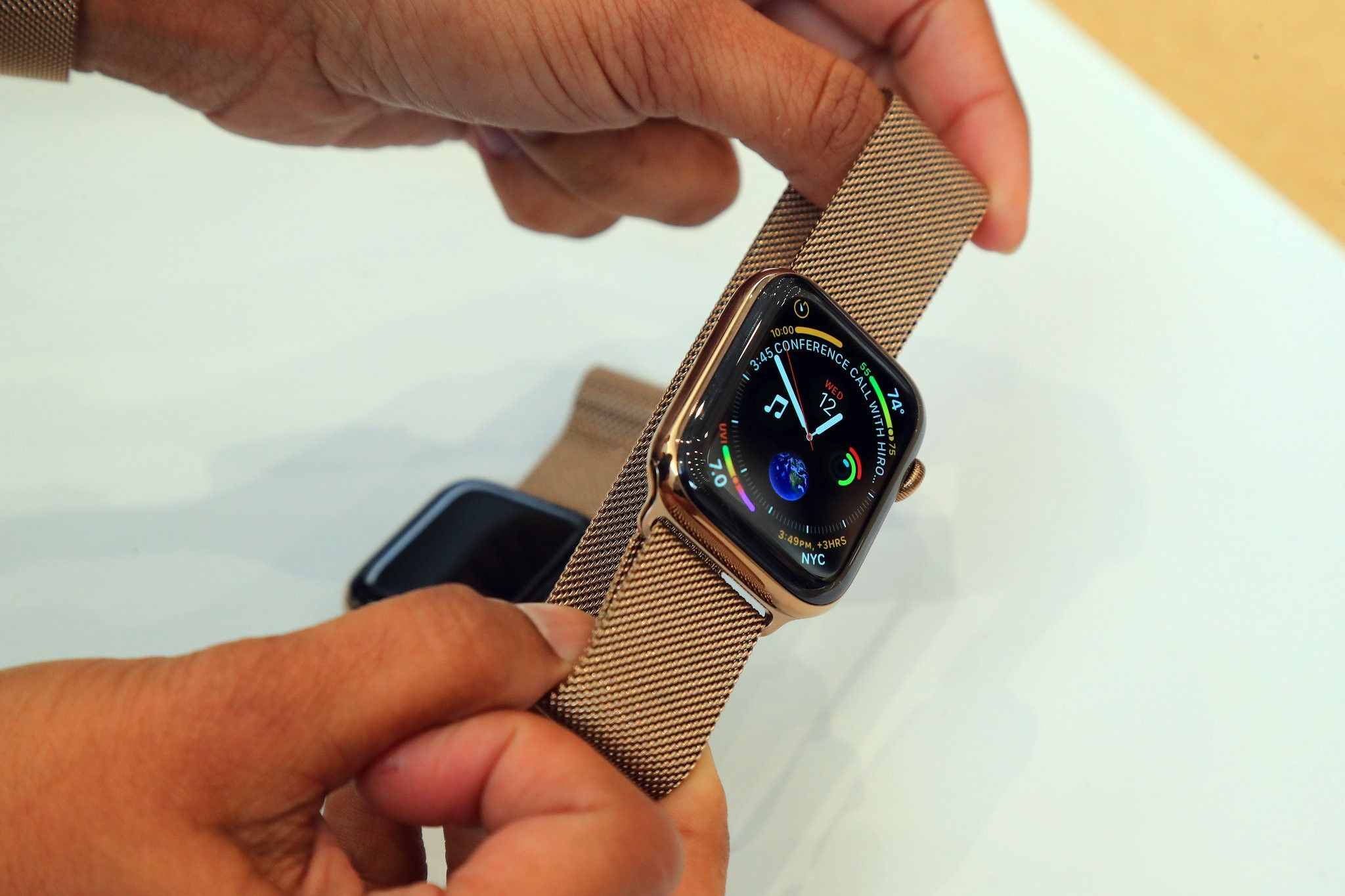 smart health watch app