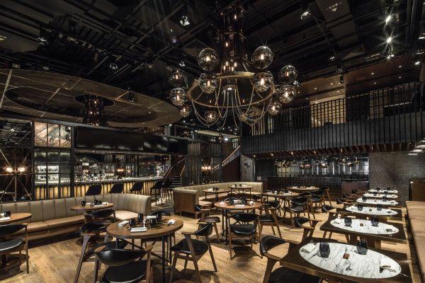 Hong kong restaurant named the best interior of