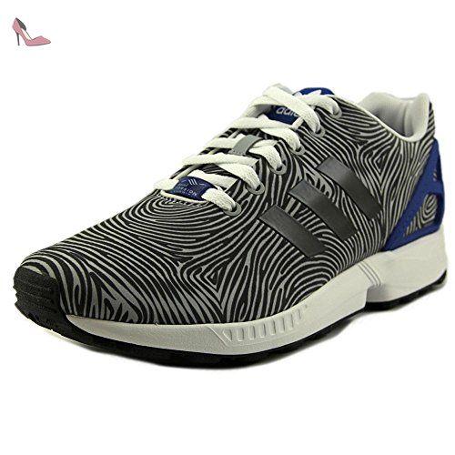 moins cher e8bb4 27632 Adidas ZX Flux Hommes US 9.5 Noir Baskets - Chaussures ...