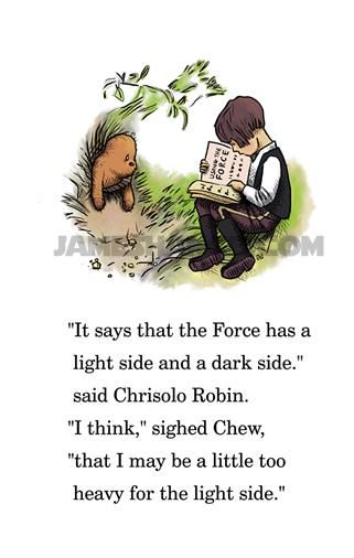 Wookie the Chew :D may the fourth be with you.