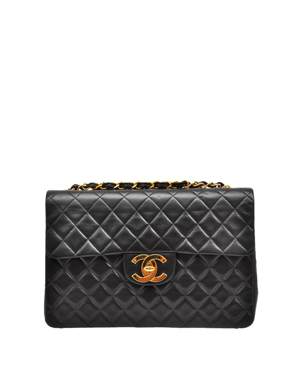 Chanel Vintage Quilted leather bag with logo A Dreamer s Classic. glass  theme windows 8 Couture Bags aadcadf1ab84e