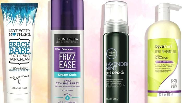If You Have Wavy Hair These Are The Best Styling Products To Use In 2020 Natural Moisturizer Natural Cosmetics Natural Hair Treatments