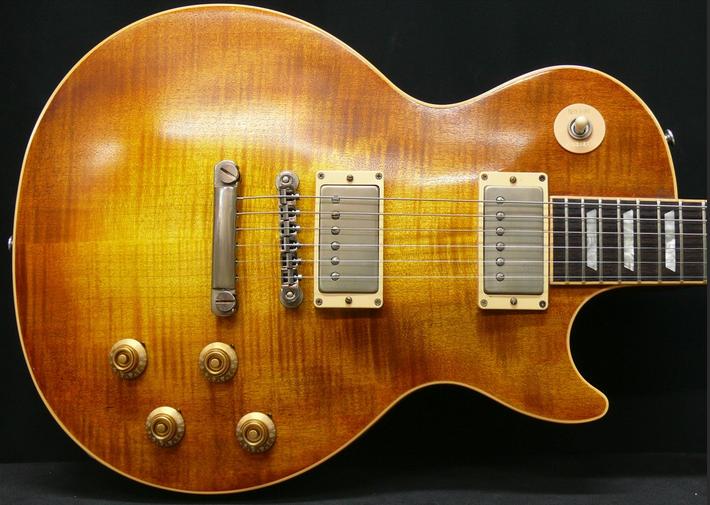 2008 Gibson Les Paul,, Peter Green Replica Guitar, Les