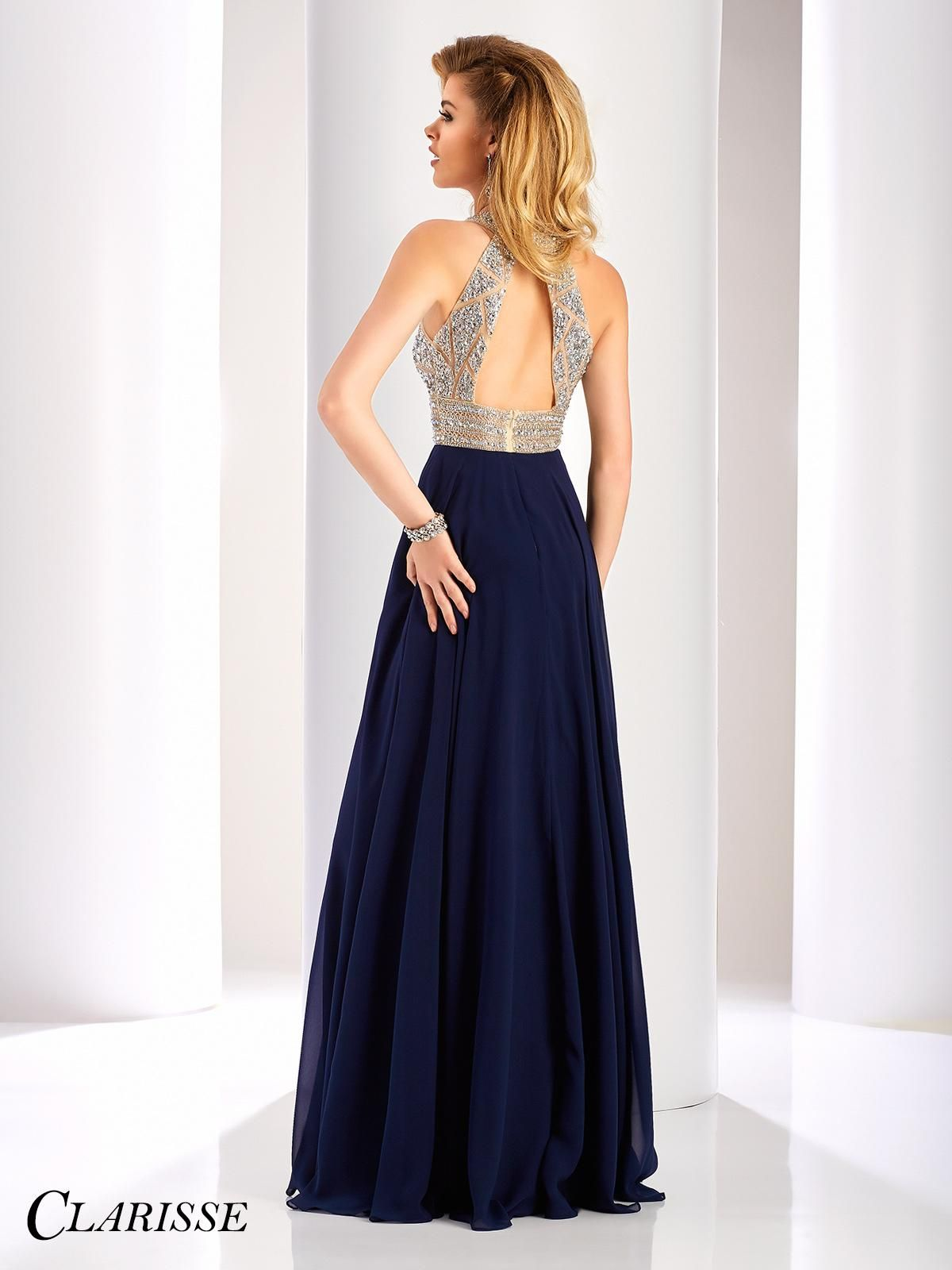 Clarisse spring clarisse chiffon prom dress