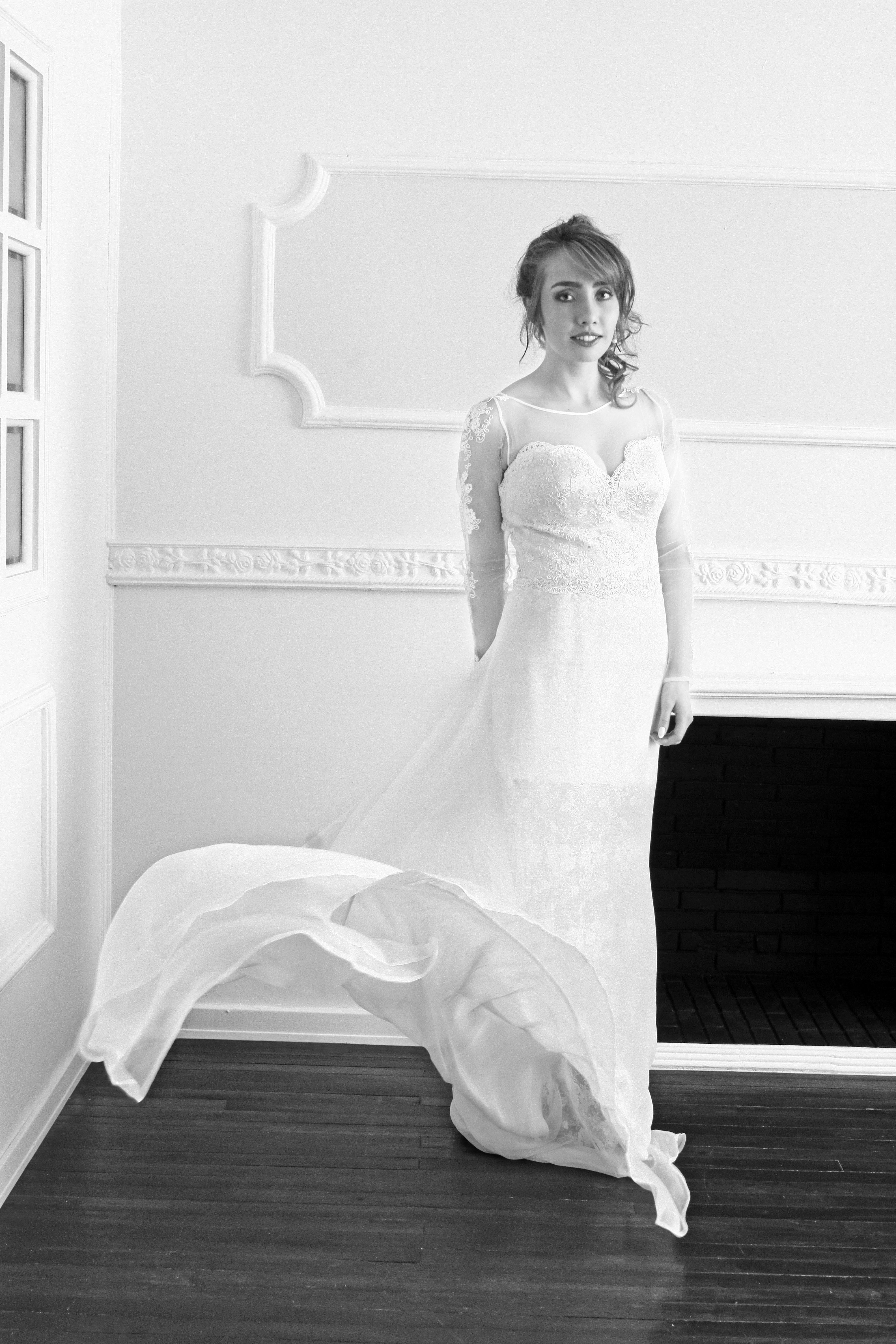 Nuevo Vestido de Novia 2, colección 2015