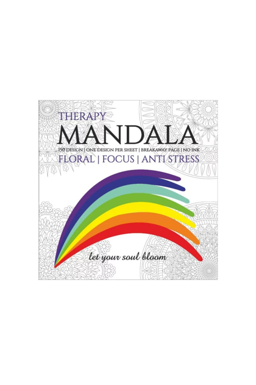 Therapy Mandala Boyama Kitabi Super Mandala Boyama Kitabi Buyukler Yetiskinler 150mandalas Orta Zor En Seviye Tavsiy 2020 Mandala Boyama Kitaplari Kitap