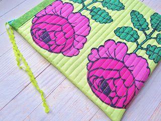 Tilkkupeitto Poppy's poppys.fi