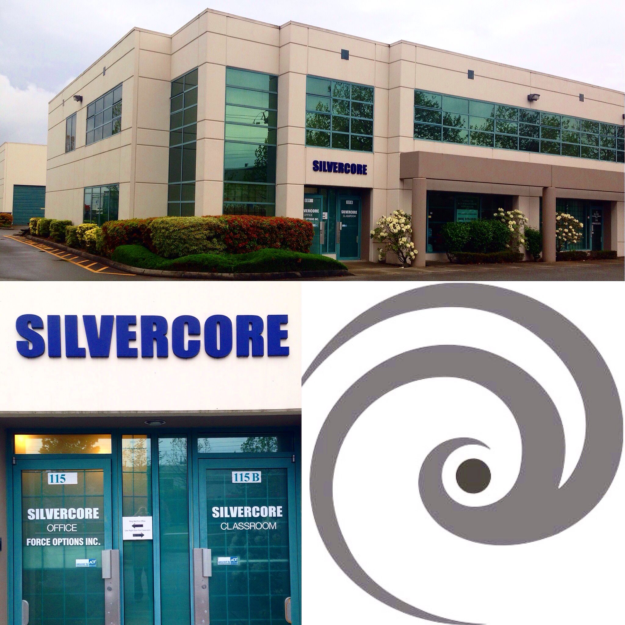 Silvercore Training Head Office Train, Safety courses